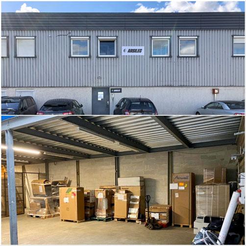 stockage entreprise énergies renouvelables photovoltaïque Arsilec Rhone Alpes Lyon 69